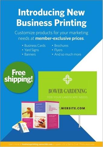 Copy writing and editing christian monson sams club business printing campaign colourmoves